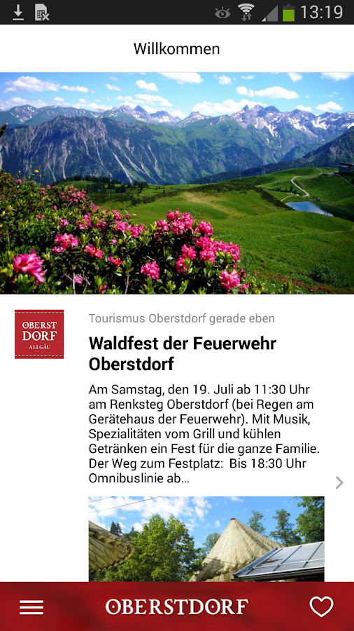 Oberstdorf – Screenshot