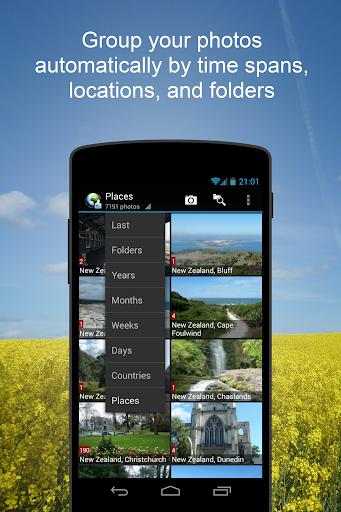 PhotoMap - 照片庫
