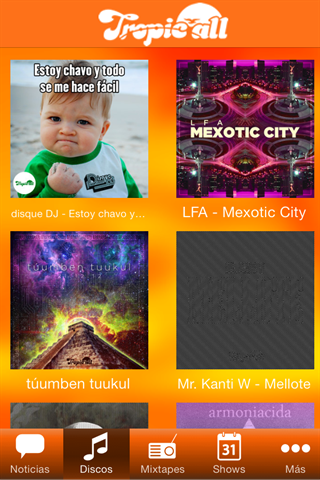 Tropic-App