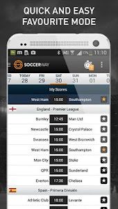 Soccerway 1 1 0 + (AdFree) APK for Android