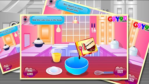 キャンディメーカーの料理ゲーム