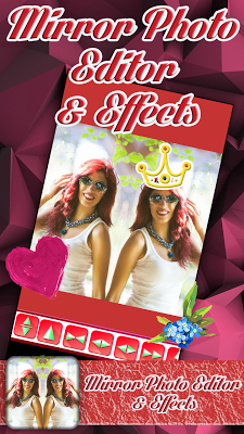 Mirror Photo Editor & Effects - screenshot