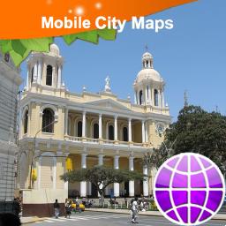 Chiclayo Street Map