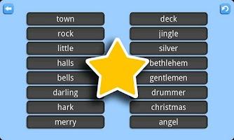 Screenshot of Word to Word Seasons