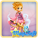 Dressup Magivolve Girl Fun icon