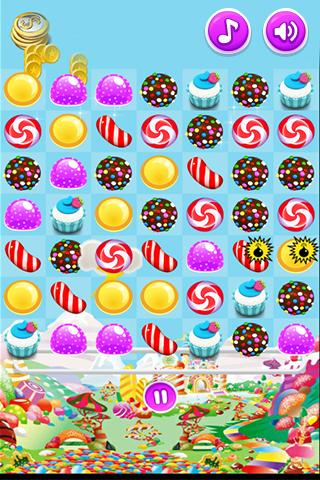 Candy Sweet Frenzy Blast