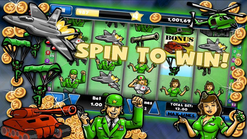 Millionaire Slots- screenshot