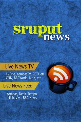 SruputNews Lite - screenshot