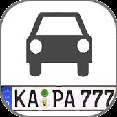 KFZ Kennzeichen D/A/CH/I/PL/F