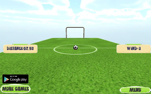 Soccer Flick 3D
