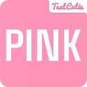 Pink Theme TextCutie icon