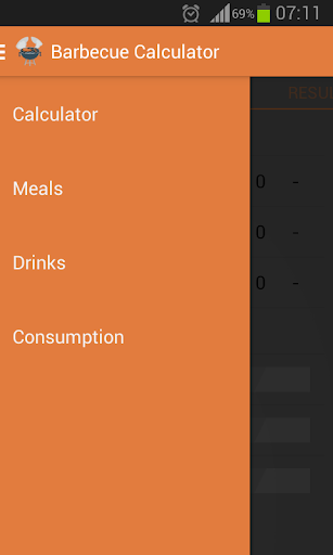 Barbecue Calculator