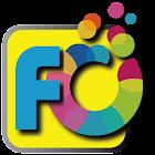 FotoXIU - photo transfer app icon