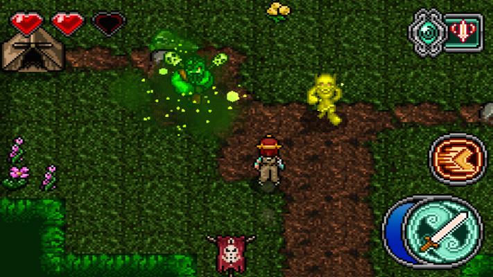 Mage Gauntlet - screenshot