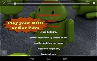 Screenshot of Karaoke - Sing Me (Free/Lite)