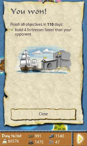 Sea Empire  captures d'écran 6