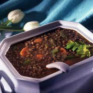 Hearty Lentil Stew