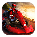 Go Karts - Extreme Racing Game mobile app icon