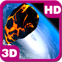 Asteroid Falling Attack 3D icon