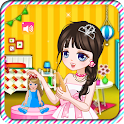 Dress Up Doll icon