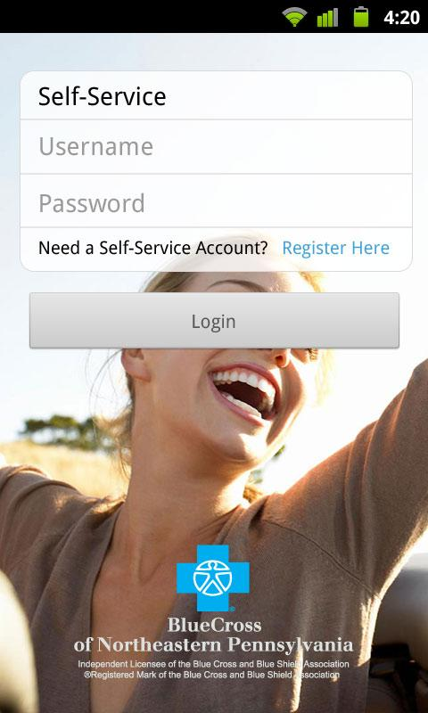 BCNEPA Self-Service Mobile - screenshot