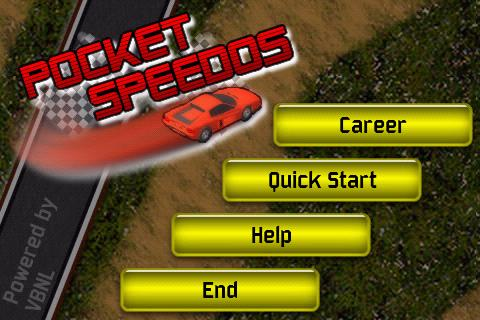 Pocket Speedos Light - screenshot