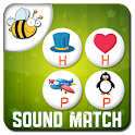 Kids Phonics Sound Match Game icon