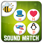 Kids Phonics Sound Match Game
