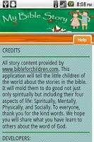 Screenshot of My Bible Story Volume 1 - 5