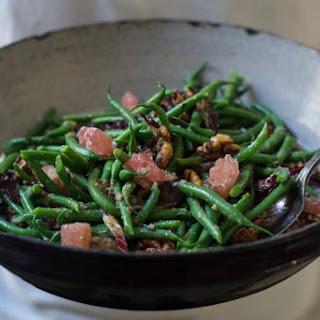 Pomelo Green Beans