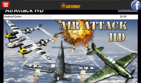 Air Combat Games 1.0 screenshot 68089
