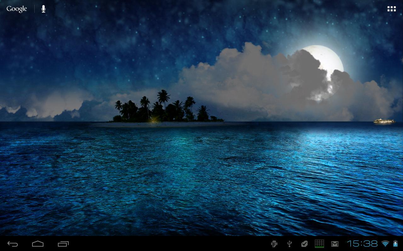 Island HD lite - screenshot