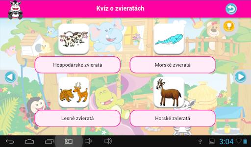 Kvíz o Zvieratách