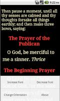 Screenshot of English Orthodox Prayers(free)