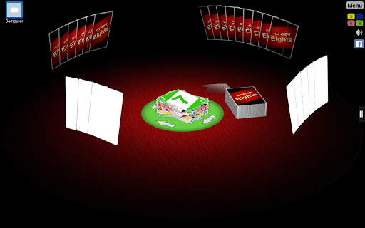 Crazy Eights 3D 1.0.1 screenshots 11