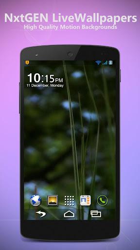 Grass - Live Wallpaper