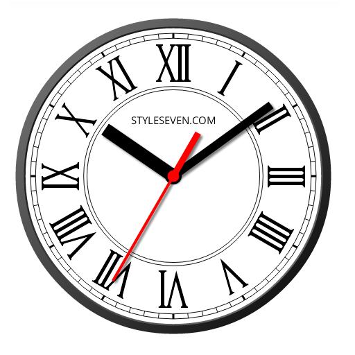 Roman Analog Clock Live Wallpaper 7 Apps On Google Play