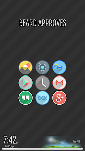 Velur - Icon Pack v3.3.0