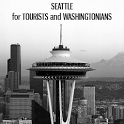 Seattle for Tourists and WA icon