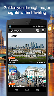 PocketGuide Audio Travel Guide - screenshot thumbnail