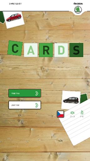 ŠKODA Cards