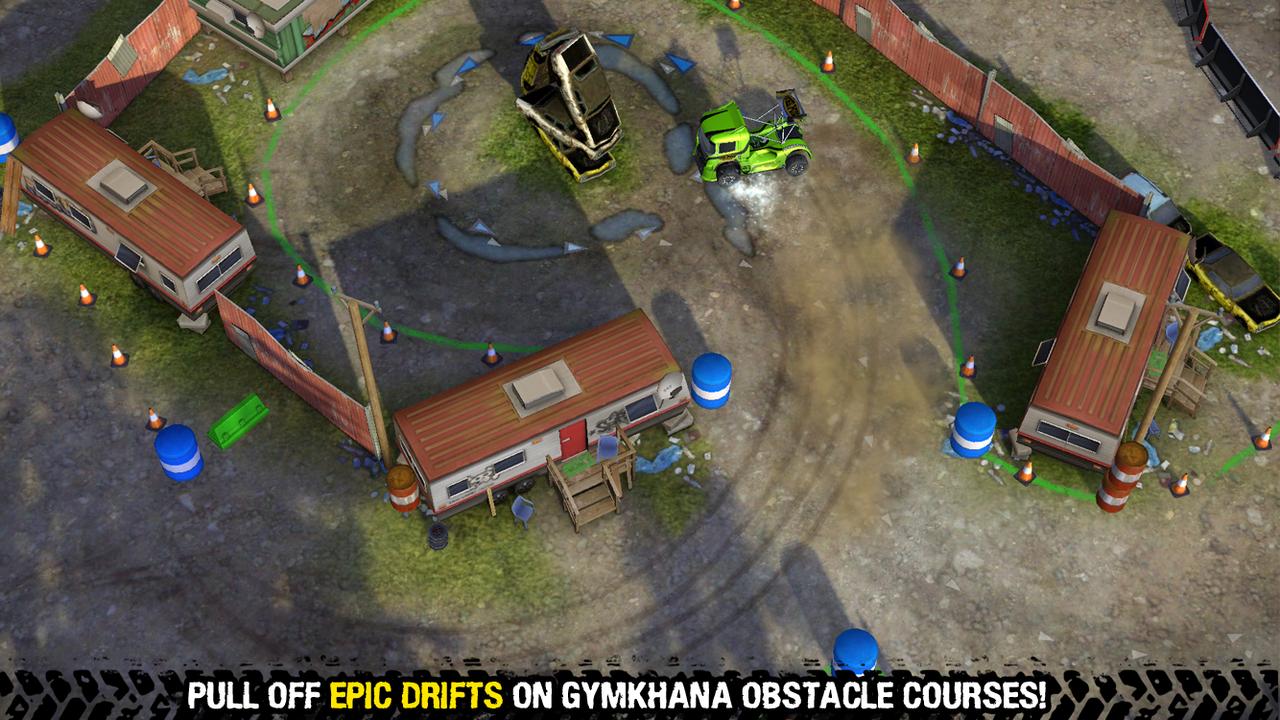 Reckless Racing 3 screenshot #12
