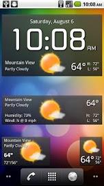 Fancy Widgets Screenshot 4