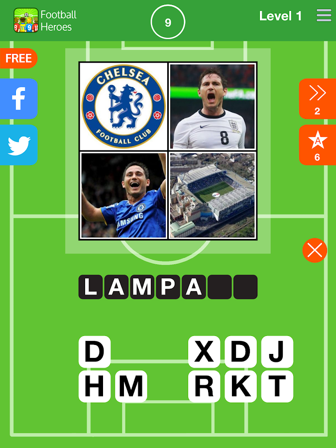 Football Heroes™ - EPL Edition - screenshot