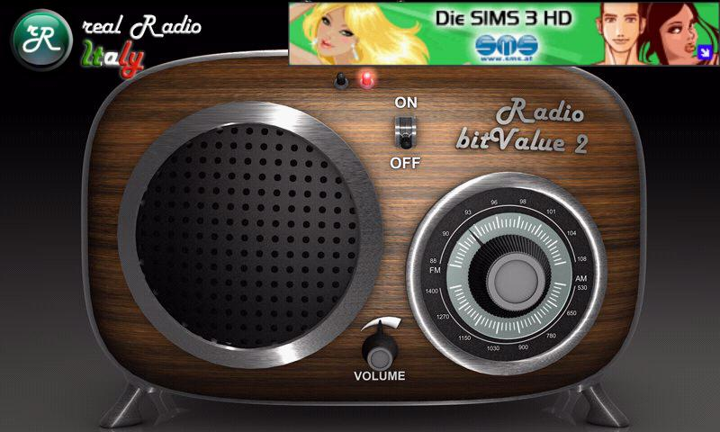 real Radio Italy - screenshot