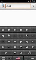 Screenshot of Alphabetical Keyboard old