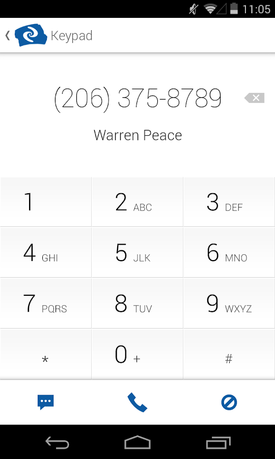 Current Caller ID & Blocker - screenshot