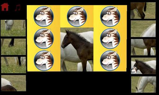 玩休閒App|子供のための馬のパズル免費|APP試玩