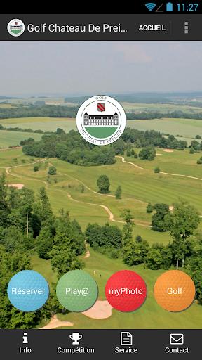 Golf de Preisch|玩運動App免費|玩APPs