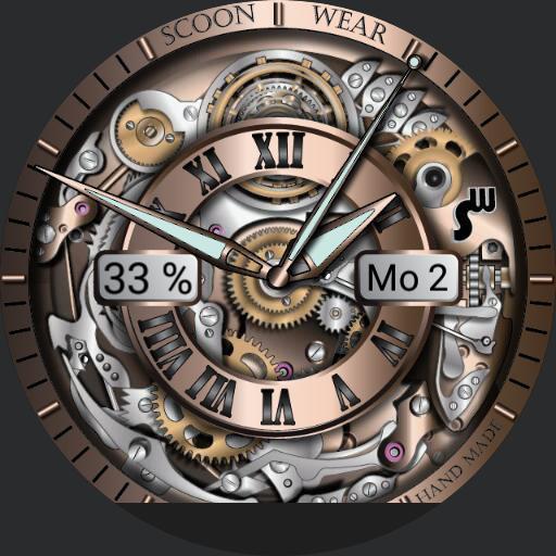Padrino Gold - WatchMaker